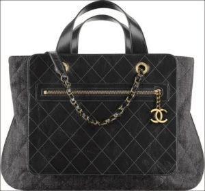 Chanel Tote Bag 2017