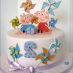 Peppa Wutz Torte Backen