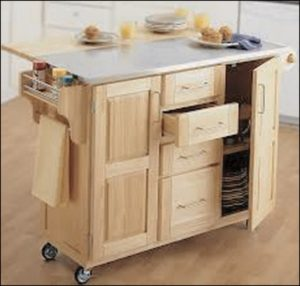 Portable Kitchen Island Home Depot