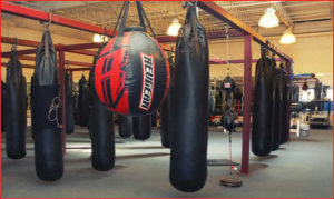 Boxing Gym Classes Near Me