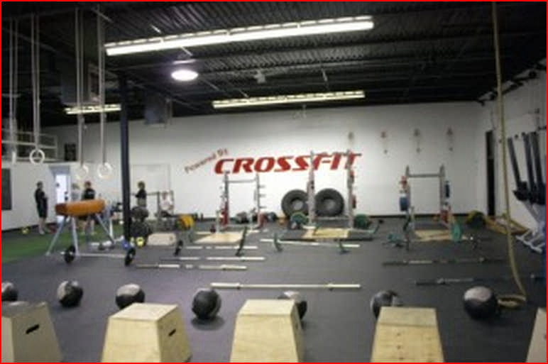 Find A Crossfit Gym Near Me