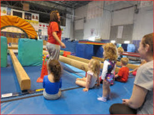 Toddler Gym Classes Near Me