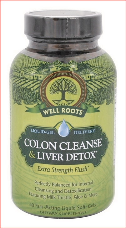 Well Roots Colon Cleanse & Liver Detox