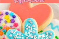 Easy Royal Icing Recipe For Sugar Cookies