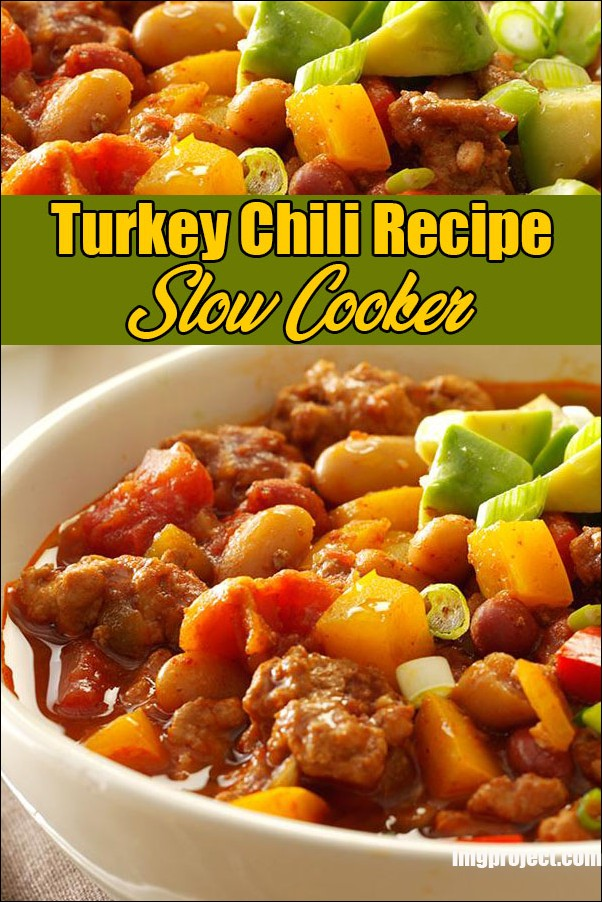 Turkey Chili Recipe Slow Cooker - imgproject