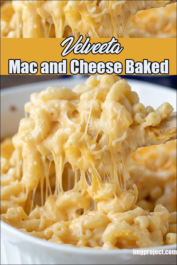 Velveeta Mac And Cheese Baked
