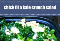 Chick Fil A Kale Crunch Salad
